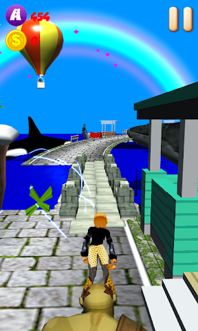 android Run Island Adventure Screenshot 2