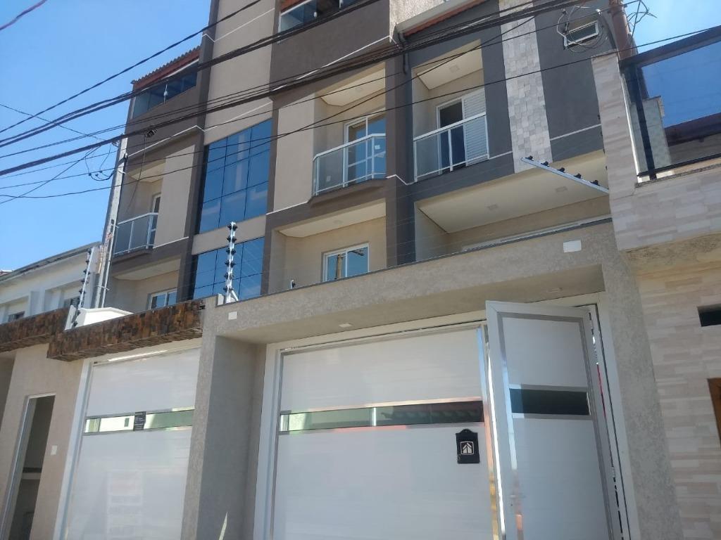 Apartamento com 2 dormitórios à venda, 54 m² por R$ 250.000