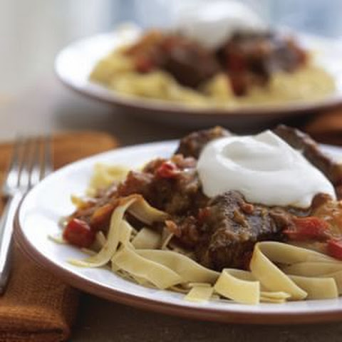 Hungarian Goulash (Beef Stew With Paprika) Recept | Yummly
