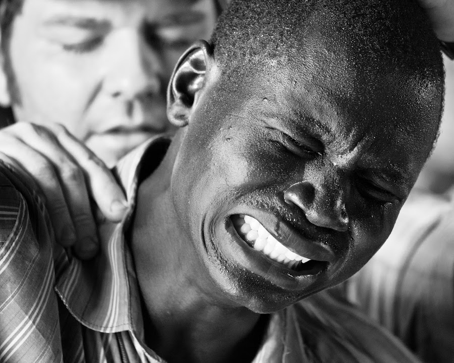 Man broken in South Sudan by John Wollwerth - News & Events World Events ( journalism, south sudan, torit, prayer, editorial, faith, juba, anguish, nairobi, race, cry, war, religion, sudan, weep, bor, men, pastor, south sudan 2013 )