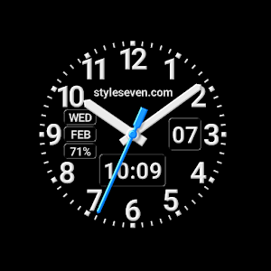 Analog Clock Constructor AW2-7 PRO for PC-Windows 7,8,10 and Mac