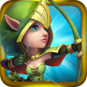 Game Castle Clash: Rise of Beasts APK for Kindle