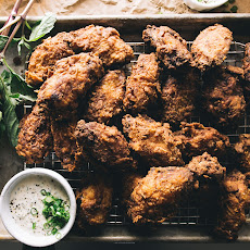 Buttermilk Fried Chicken Wings