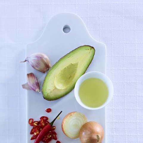 Garlic, Jalapeno and Avocado Marinade