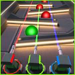 Laser Balls Icon