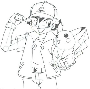 How To Draw Trainers Pokemon