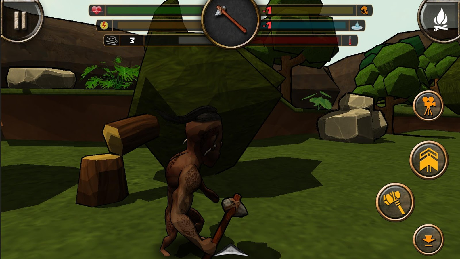 Dikemba Survival Screenshot 5