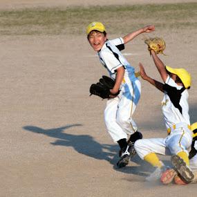 yeeeeaaaaahhh.... by Donny Koerniawan - Sports & Fitness Baseball