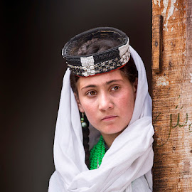Sheen by Abdul Rehman - People Portraits of Women ( pakistan, kalasha, girl, innocent, beautiful, chitral, eyes )