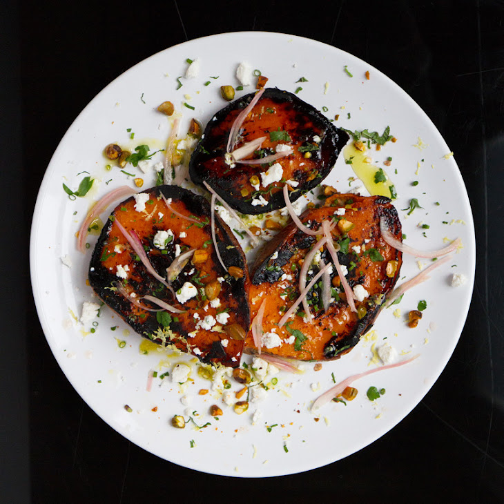 ... with Pickled Shallots, Pistachios, and Ricotta Salata Recipe   Yummly