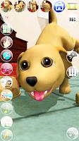 Screenshot of Sweet Talking Puppy: Funny Dog