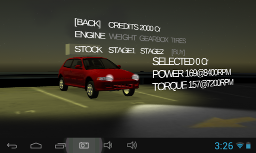 TOUGE PROJECT: RACE AND DRIFT+ - screenshot