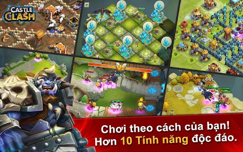 Castle Clash: Quyết Chiến 이미지[1]