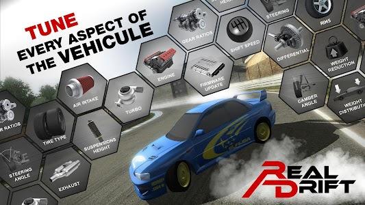 Real Drift Car Racing 4.9 (Mod Money)