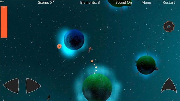 Marsican gravity apk screenshot