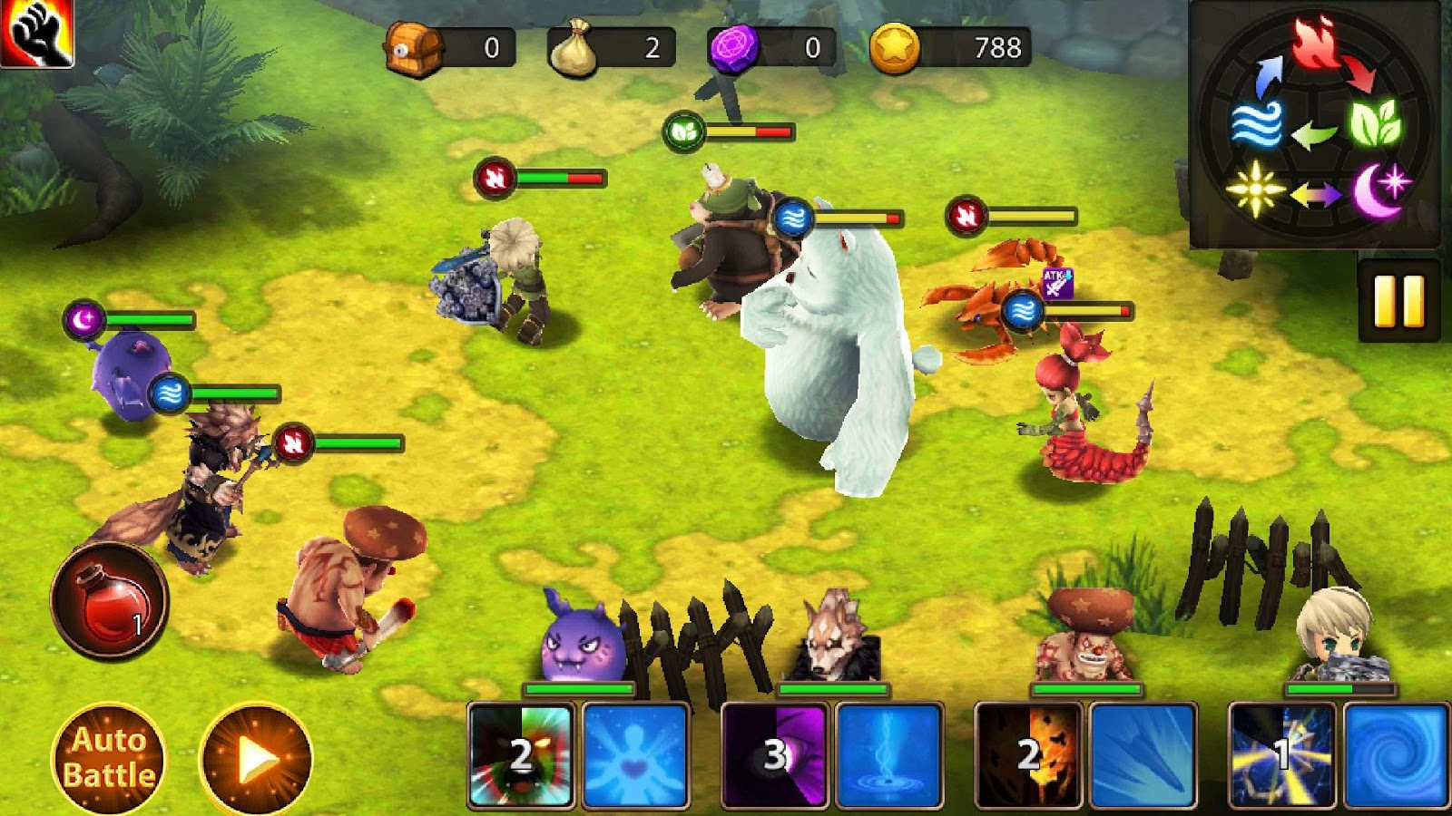 Spirit Master Screenshot 4