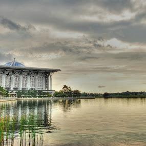 Sultan Mizan Zainal Abidin Mosque, Putrajaya by Mohd Fahmi Husen - Buildings & Architecture Other Exteriors
