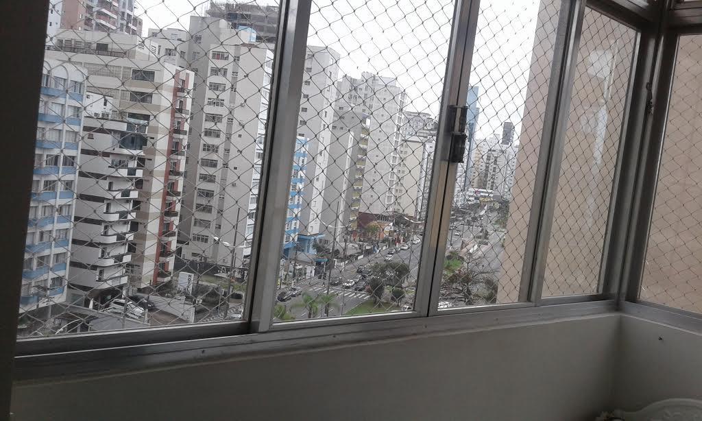 Apto 1 Dorm, José Menino, Santos (AP2096) - Foto 5