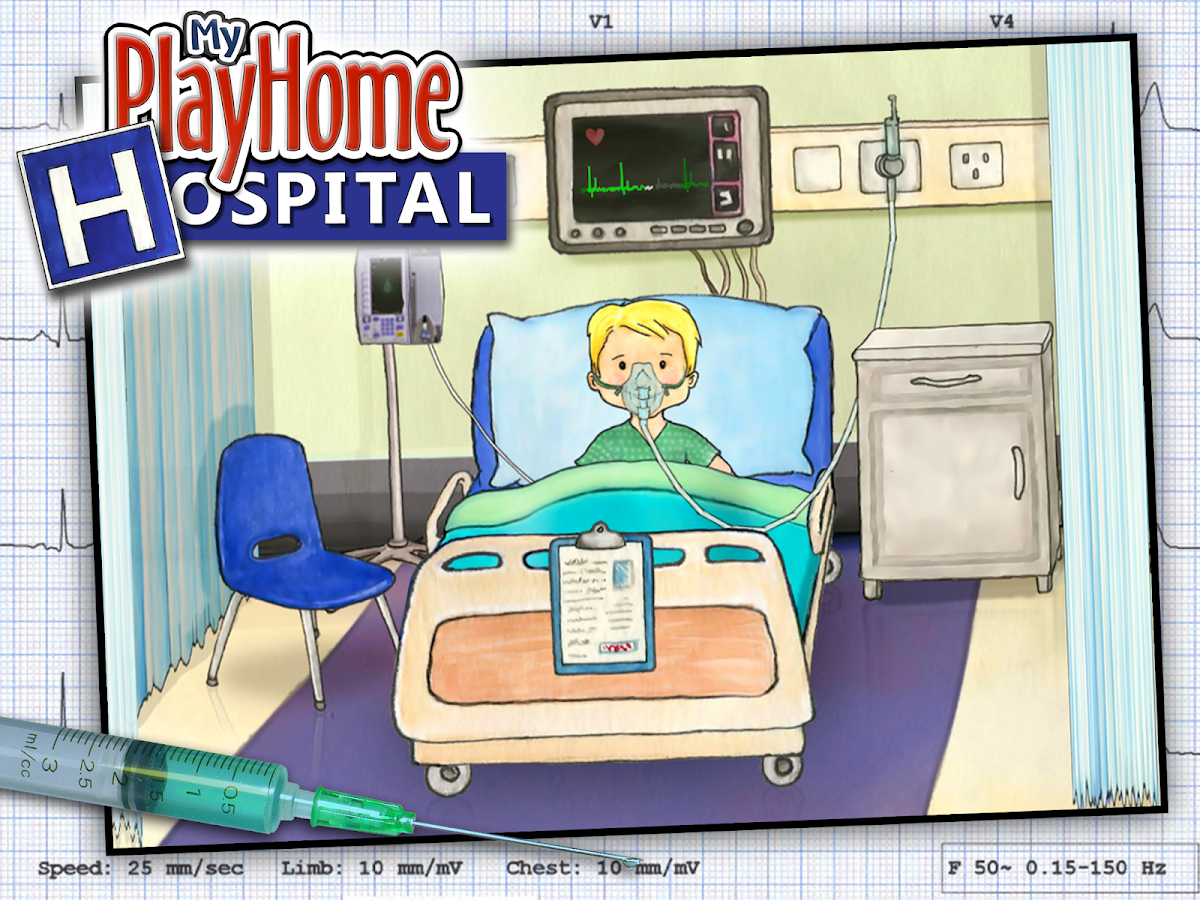 My PlayHome Hospital Screenshot 5