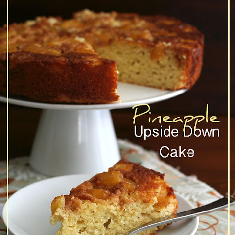 Pineapple Upside Down Cake – Low Carb and Gluten-Free