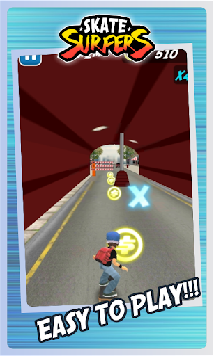 Skate Surfers Free screenshot 2