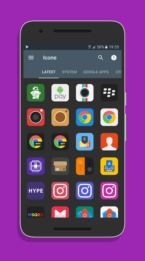 Memies - Icon Pack Screenshot 4