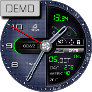 Download CCW2 Watchface DEMO For PC Windows and Mac