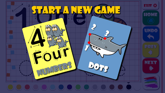 123 Learning Numbers toddlers- screenshot thumbnail