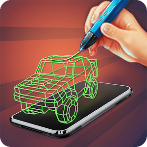 Download Make Car 3D Pen Simulator For PC Windows and Mac