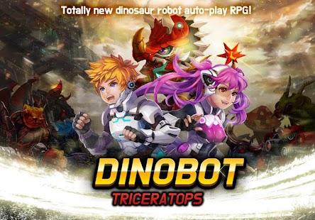 Dinobot: Triceratops Dinosaur APK for Lenovo