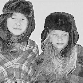 my friend by Lize Hill - Babies & Children Child Portraits