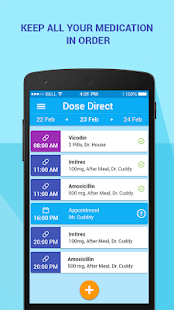 Dose Direct – Medicine Alert screenshot for Android