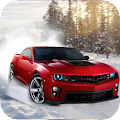 Real Snow Drifting Racer