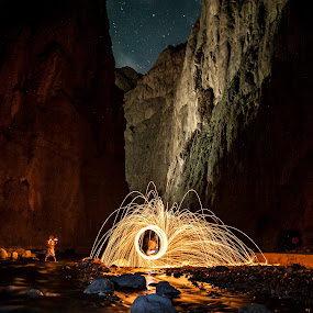todra gorge by Allal Fadili - Uncategorized All Uncategorized ( reflection, mountain, funny, todra, rock, travel, yellow, fire, photography, sky, nature, dark, summer, night, nikon, flower )