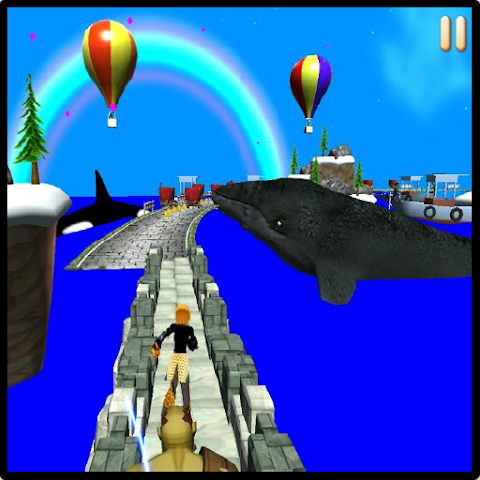 android Run Island Adventure Screenshot 1