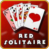 Freecell Solitaire - Red Pack APK for Bluestacks