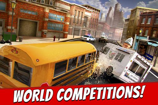 Top Bus Racing Derby Simulator - screenshot