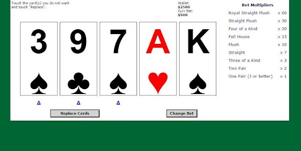 Free 5 card stud poker download