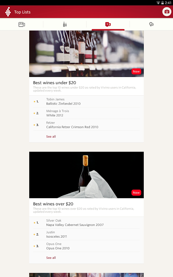 Vivino Wine Scanner Screenshot 15