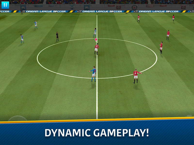 Dream League Soccer 2018 Screenshot 6