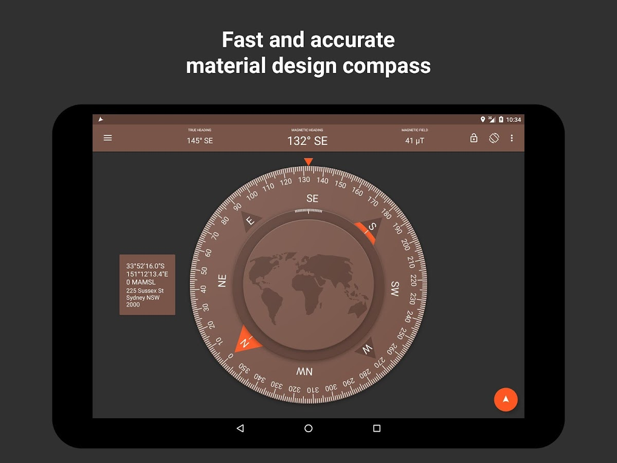 Compass Pro Screenshot 8