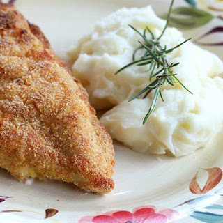 Rosemary Goat Cheese-Stuffed Baked Chicken