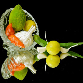 Mix veg by SANGEETA MENA  - Food & Drink Fruits & Vegetables