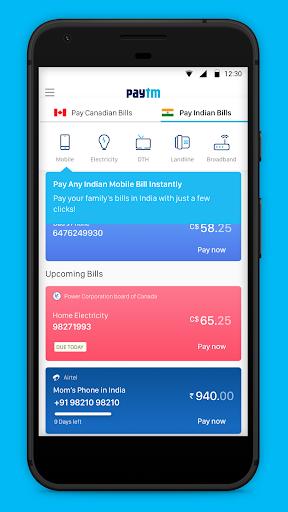Paytm - Pay Bills in Canada screenshot 3