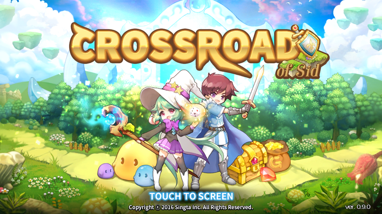 Crossroad of Sid Screenshot 0