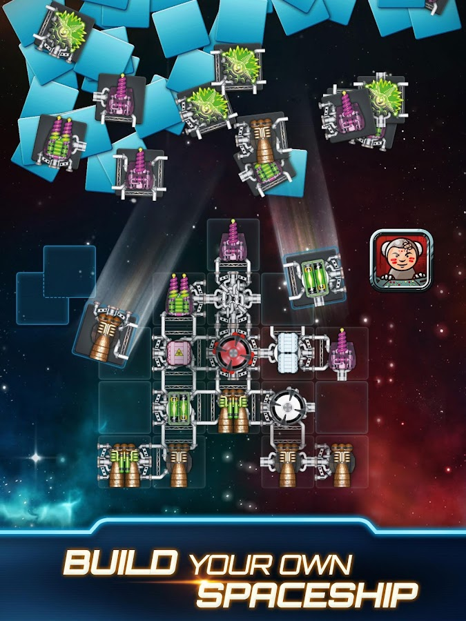 Galaxy Trucker Screenshot 6