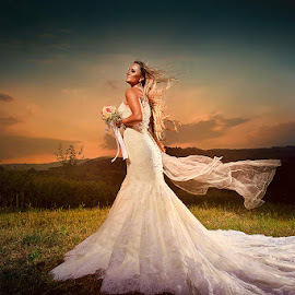 wedding by Dejan Nikolic Fotograf Krusevac - Wedding Bride ( aleksandrovac, bridal, vencanje, jagodina, paracin, wedding, krusevac, svadba, kragujevac, bride, fotograf )