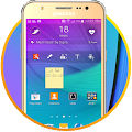 Launcher Theme For Galaxy Note 6 APK for Ubuntu