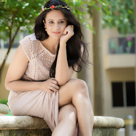 The Queen Of Beauty by Vijayanand Kandasamy - People Fashion ( women )