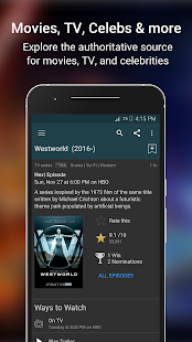 IMDb Movies & TV APK for Ubuntu